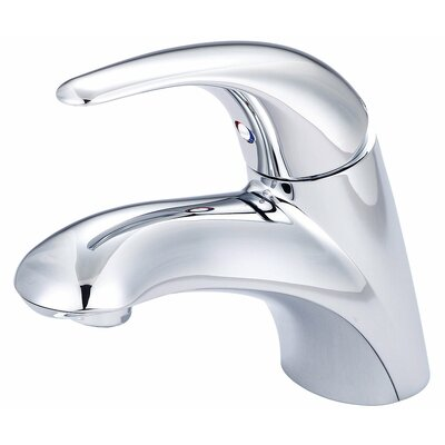 Legacy Single Handle Centerset standard Bathroom Faucet Finish: Polished Chrome