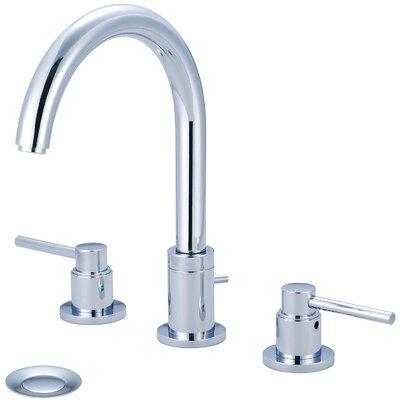 Motegi Double Handle Widespread Standard Bathroom Faucet Finish: Polished Chrome