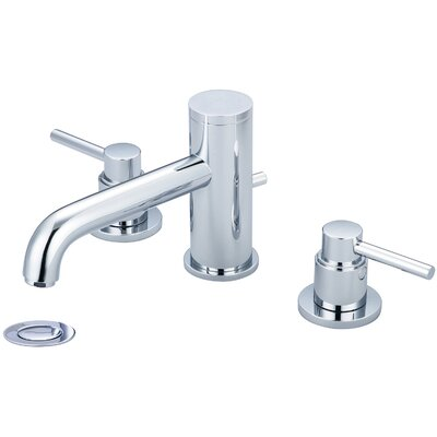 Motegi Double Handle Widespread Bathroom Faucet Finish: Polished Chrome