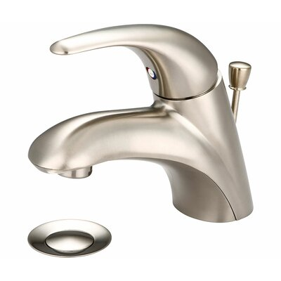 Legacy Single Handle Centerset Bathroom Faucet Finish: Moroccan Bronze