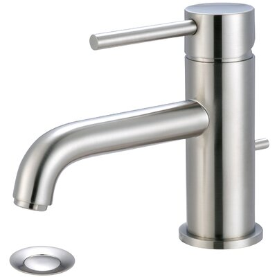 Motegi Single Handle Deck Mounted Bathroom Faucet Finish: Moroccan Bronze