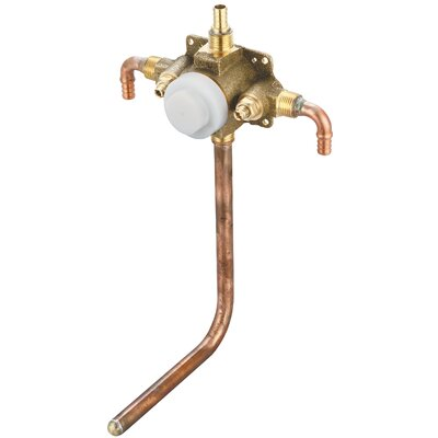 Single Handle Pressure Balance Tub and Shower Valve