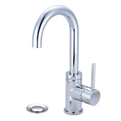 Motegi Single Handle Deck Mounted Bathroom Faucet Finish: Polished Chrome