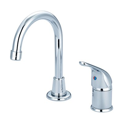 Premium Single Handle Kitchen Faucet