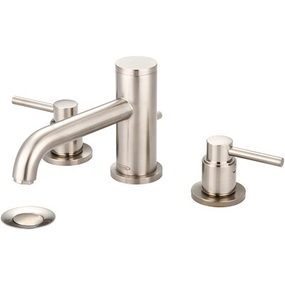 Motegi Double Handle Widespread Bathroom Faucet Finish: Brushed Nickel