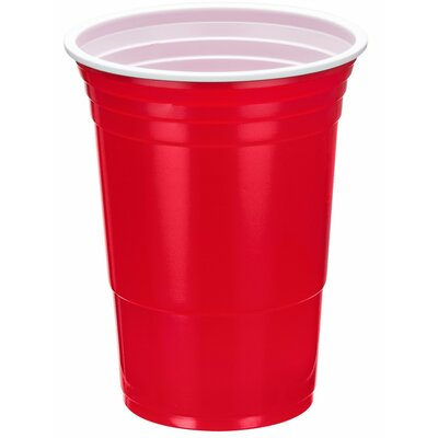 16 oz. Plastic Cup (Pack of 50) 07/231