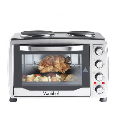 1.04 Cu. Ft. Convection Oven 13/282US
