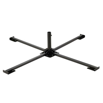 Powder Coated Steel Umbrella Base
