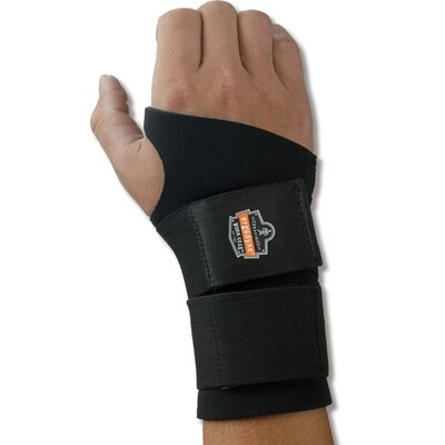 ERGODYNE ProFlex 675 Ambidextrous Double Strap Wrist Support - Size: Small at Sears.com