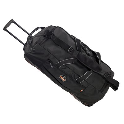 ERGODYNE Arsenal Large Wheeled Gear Bag in Black at Sears.com