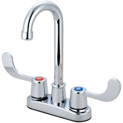 Double Handle Centerset Bar Faucet