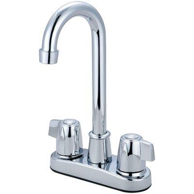Double Handle Kitchen Faucet