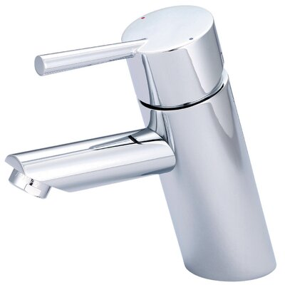Single Handle Standard Bathroom Faucet Finish: Chrome