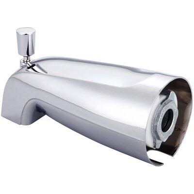 Combo Diverter Tub Spout