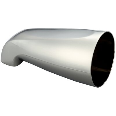 0.5 IPS Tub Spout Finish: Brushed Nickel
