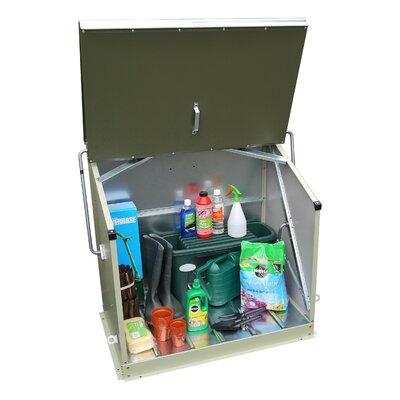 Gartenbox Sentinel aus PVC / Stahl | Garten > Gartenmöbel > Aufbewahrung | Green | Trimetals
