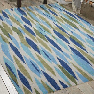 Gloria Indoor/Outdoor Area Rug Rug Size: Rectangle 79 x 1010