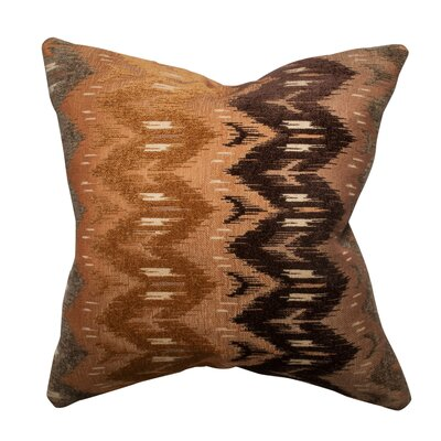 Custom Upholstery Fabric Filled Throw Pillow