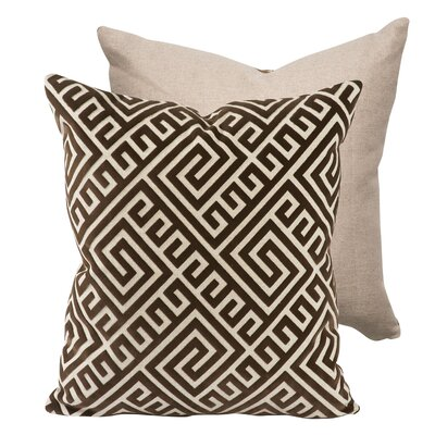 Luxury Designer Throw Pillow