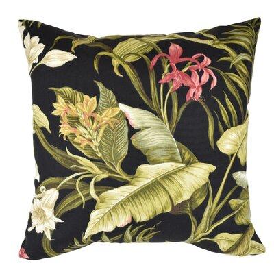 Indoor/Outdoor Throw Pillow FL01BKK18O