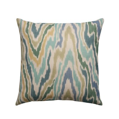 Pastel Designer Filled Cotton Throw Pillow