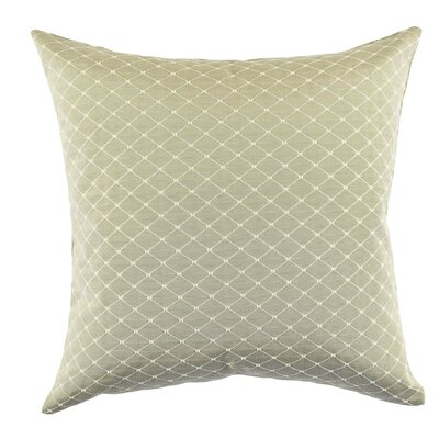 Diamond Dot Throw Pillow Size: 18 H x 18 W x 6 D