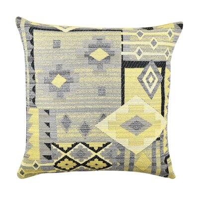 Aztec Throw Pillow Size: 18 H x 18 W x 6 D