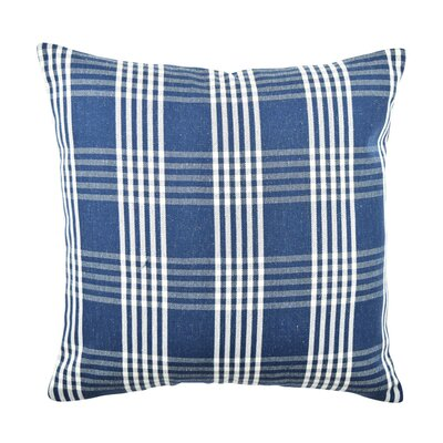 Basket Weave Throw Pillow Size: 20 H x 20 W x 6 D