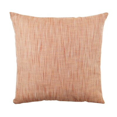 Rustic Designer Chenille Throw Pillow Size: 18 H x 18 W x 6 D