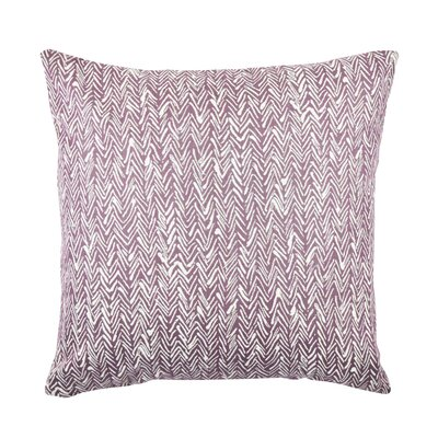 Modern Abstract Pine Throw Pillow Size: 18 H x 18 W x 6 D