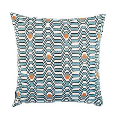 Geometric Throw Pillow Size: 20 H x 20 W x 6 D