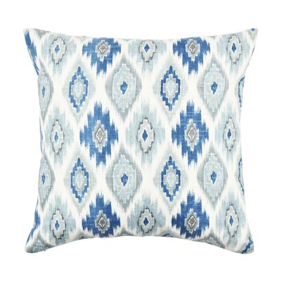 Aztec Design Throw Pillow Size: 18 H x 18 W x 6 D