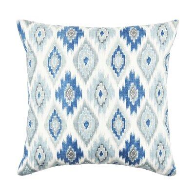 Aztec Design Throw Pillow Size: 20 H x 20 W x 6 D