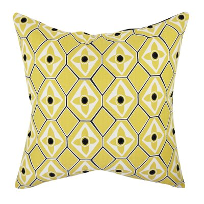 Diamond Throw Pillow Size: 18 H x 18 W x 6 D