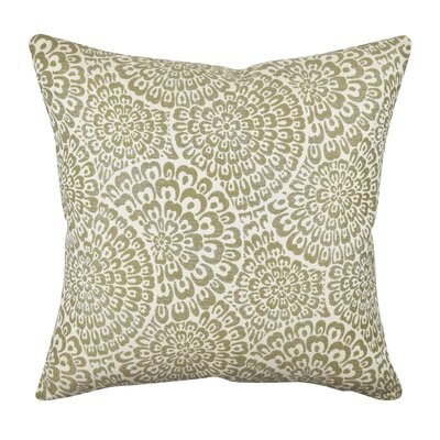 Dandelion Designer Throw Pillow Size: 18 H x 18 W x 6 D
