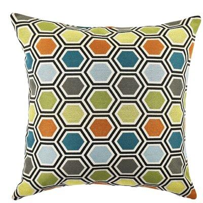 Ogee Throw Pillow Size: 20 H x 20 W x 6 D