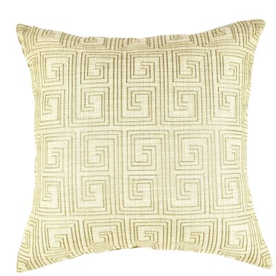 Geometric Throw Pillow Size: 20 H x 20 W x 6 D