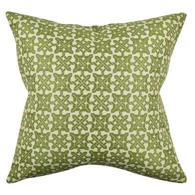 Motif Throw Pillow Size: 18 H x 18 W x 6 D