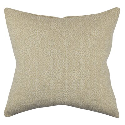 Motif Throw Pillow Size: 18