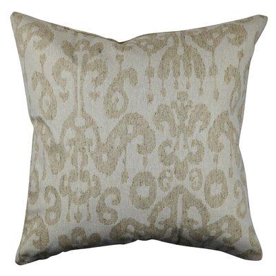 Ikat Throw Pillow Size: 18 H x 18 W x 6 D
