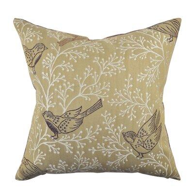 Throw Pillow Size: 20 H x 20 W x 6 D