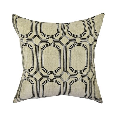 Honey Comb Throw Pillow Size: 18 H x 18 W x 6 D