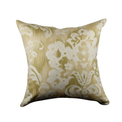 100% CottonThrow Pillow Size: 20 H x 20 W x 6 D