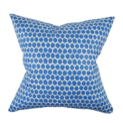 100% CottonThrow Pillow Size: 20