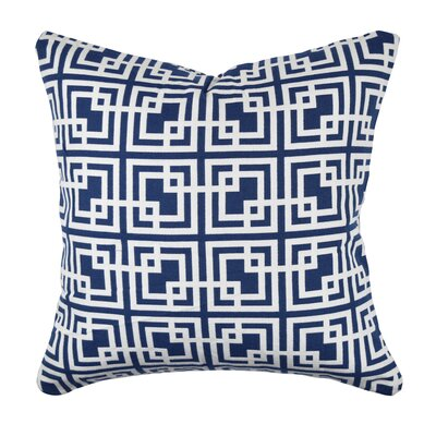 Throw Pillow Size: 18 H x 18 W x 6 D