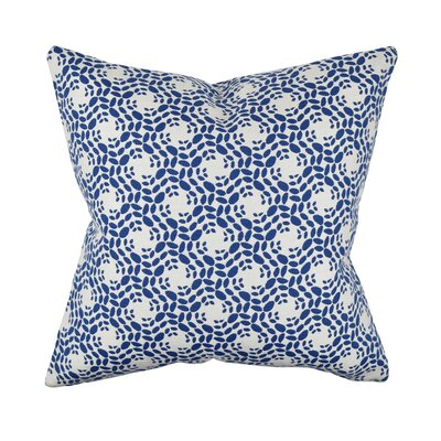 In My Own Style� Cotton Throw Pillow Size: 20 H x 20 W x 6 D