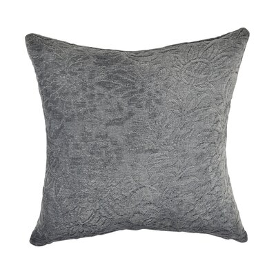 Throw Pillow Size: 18 H x 18 W x 6 D, Color: Gray