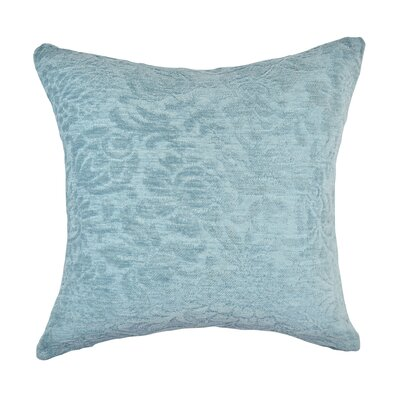 Throw Pillow Size: 20 H x 20 W x 6 D, Color: Light Blue