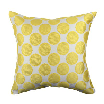 In My Own Style� Designer Cotton Throw Pillow Size: 18 H x 18 W