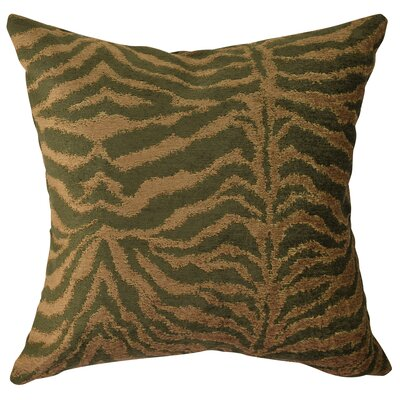 Dion Animal Print Throw Pillow Size: 18 H x 18 W x 6 D